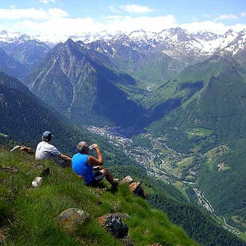 Pyrenees Ardiden walk